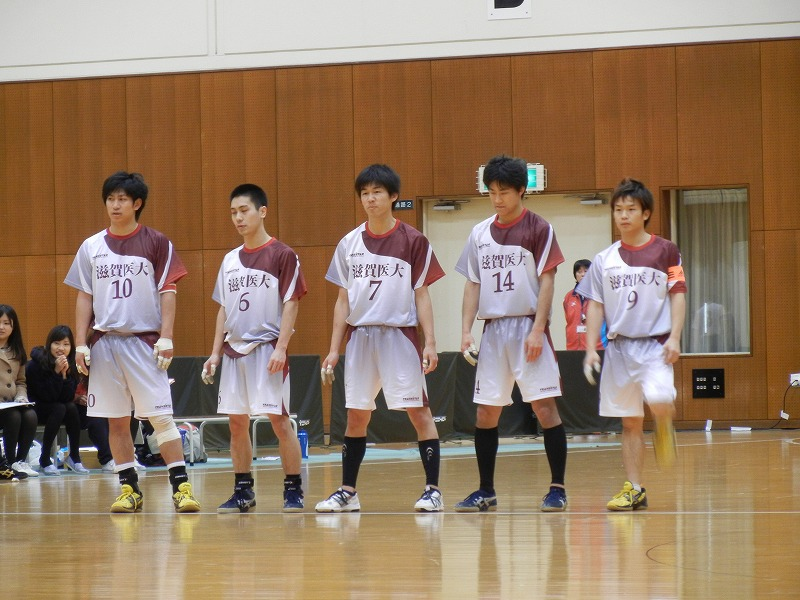 第32回 西日本医歯薬科学生ハンドボール選手権大会