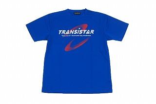 ハンドボール ロゴTシャツ/ブルー