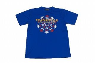 ハンドボール Tシャツ ブルー
