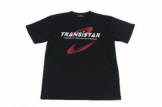 ハンドボール ロゴTシャツ/ブラック