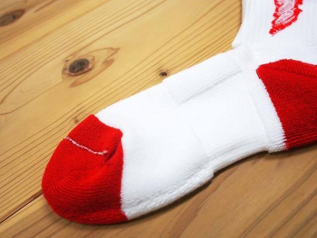 ソックス靴下 赤