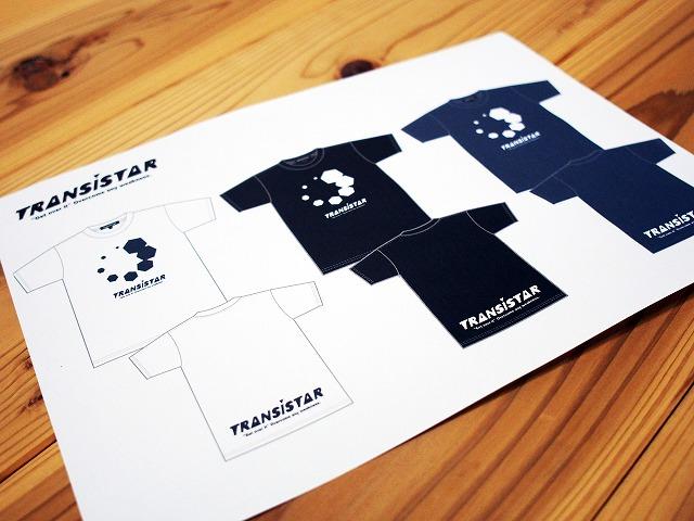 六角形ロゴ Tシャツ