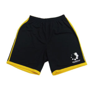 PRACTICE PANTS/BLACK×YELLOW